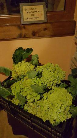 broccolo romano bio km0
